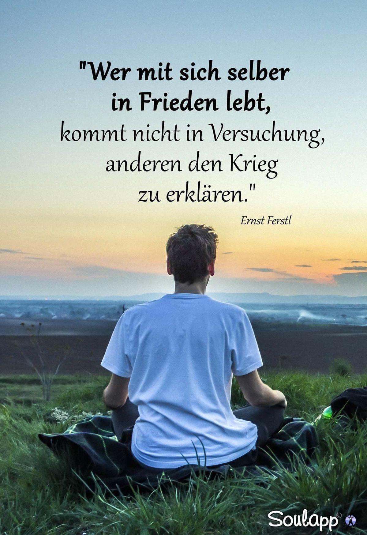 Pin Von Carole Gillen Auf Besondere Spruche Frieden Zitate Zitate Innerer Frieden Zitate