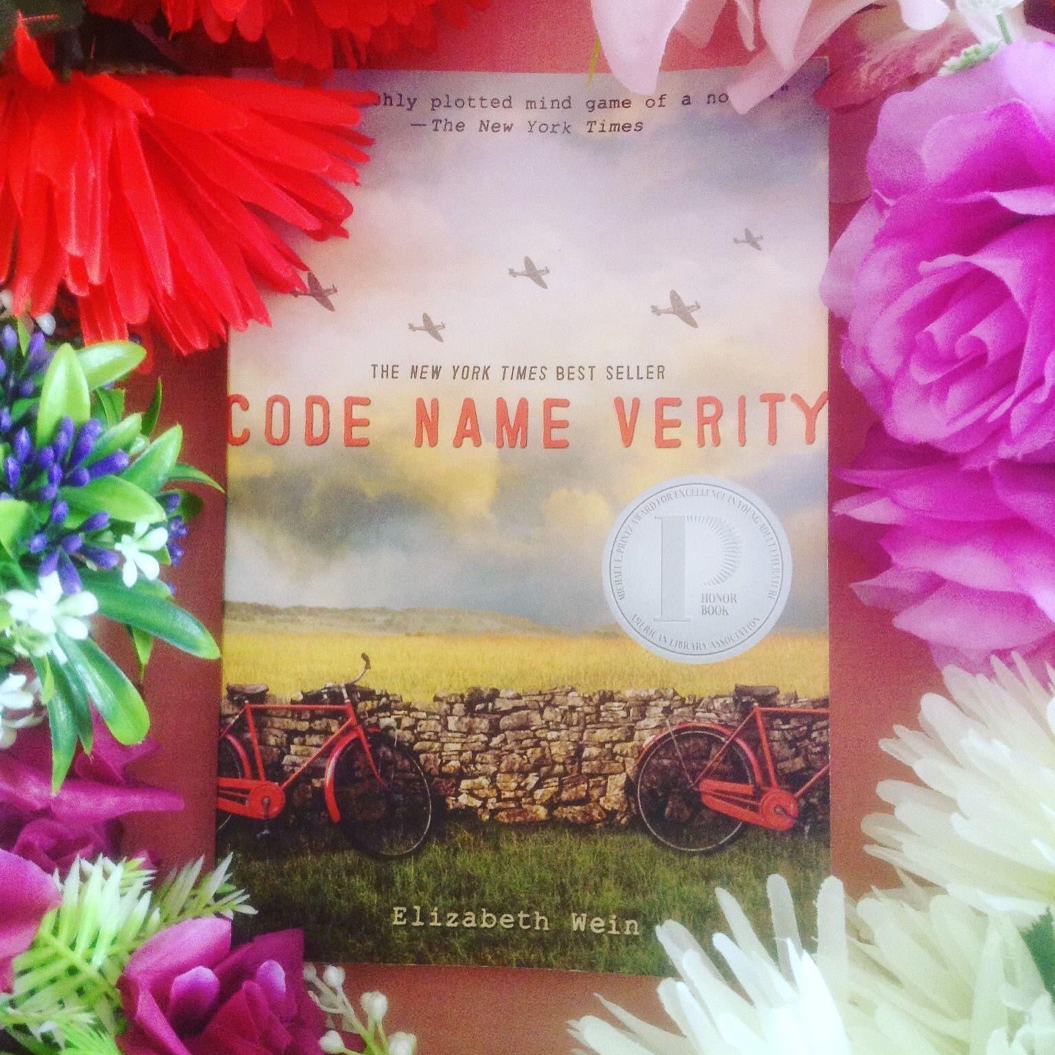 Cody Name Verity by Elizabeth Wein Code name verity