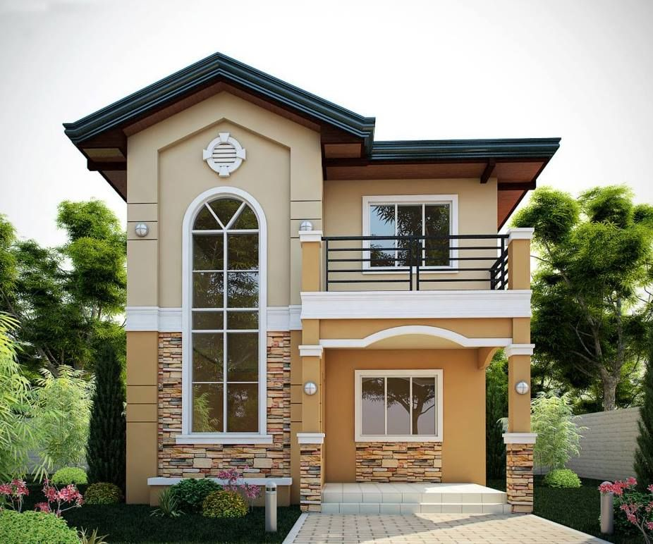 Philippines Bungalow Home Design Philippines House Design 2 Storey House Design Two Story House Design