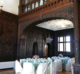 Branford House Main Room Nook