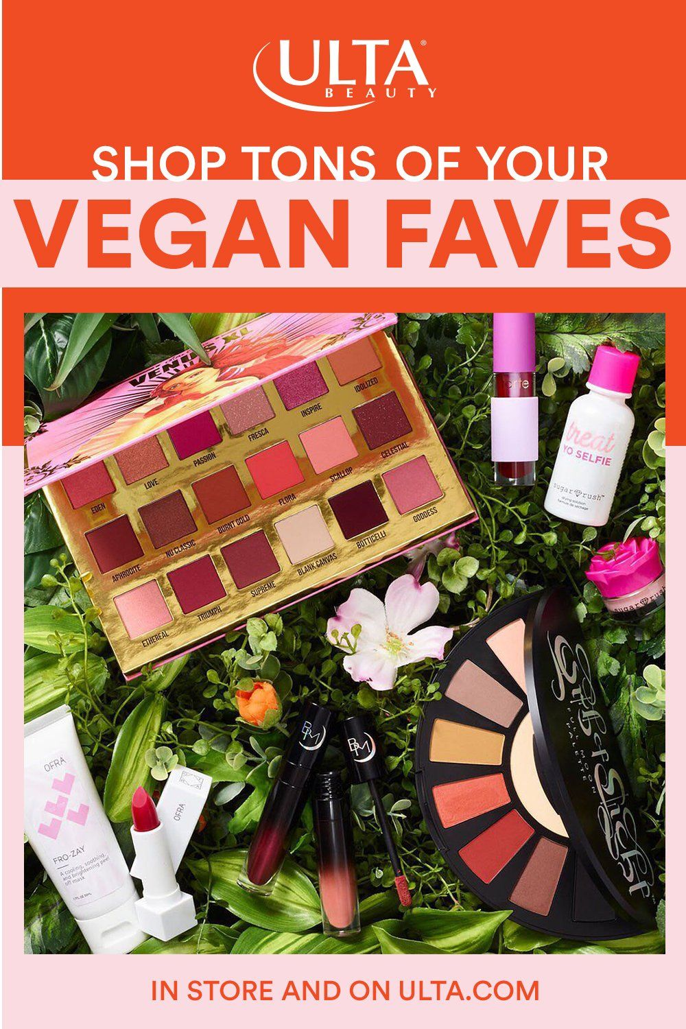 ICYMI we carry TONS of vegan faves for beauty you can feel