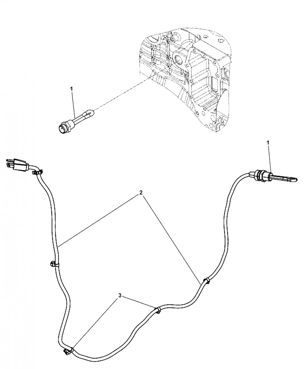 Engine Block Heater Wiring Diagram in 2020   Engine block, Diagram, WirePinterest