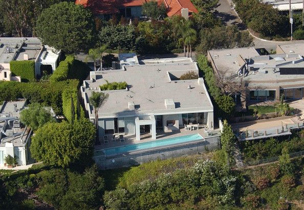 Keanu Reeves' LA Mansion