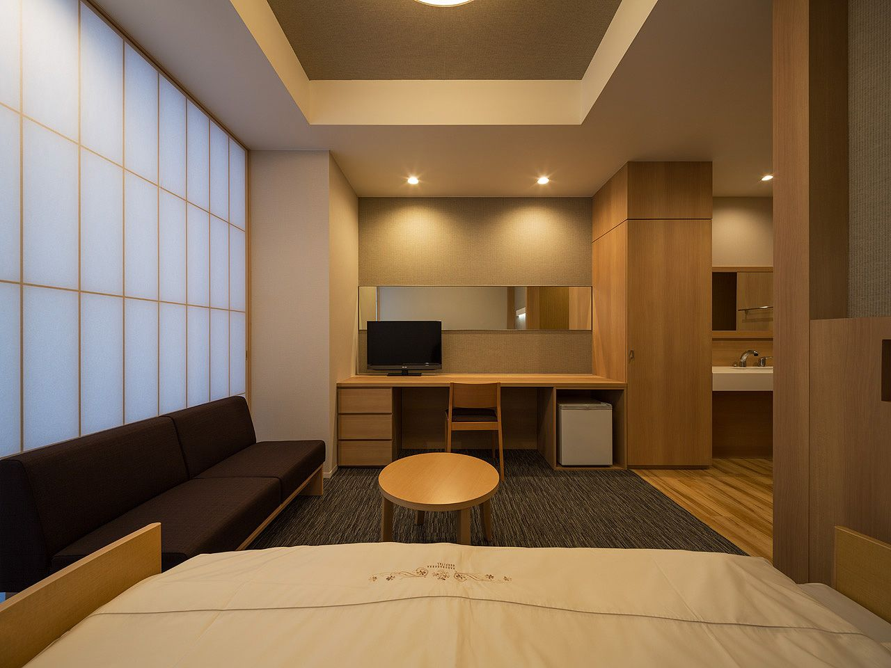 桜ヶ丘病院 60床 病院の設計 病院 デザイナーズ ハウス
