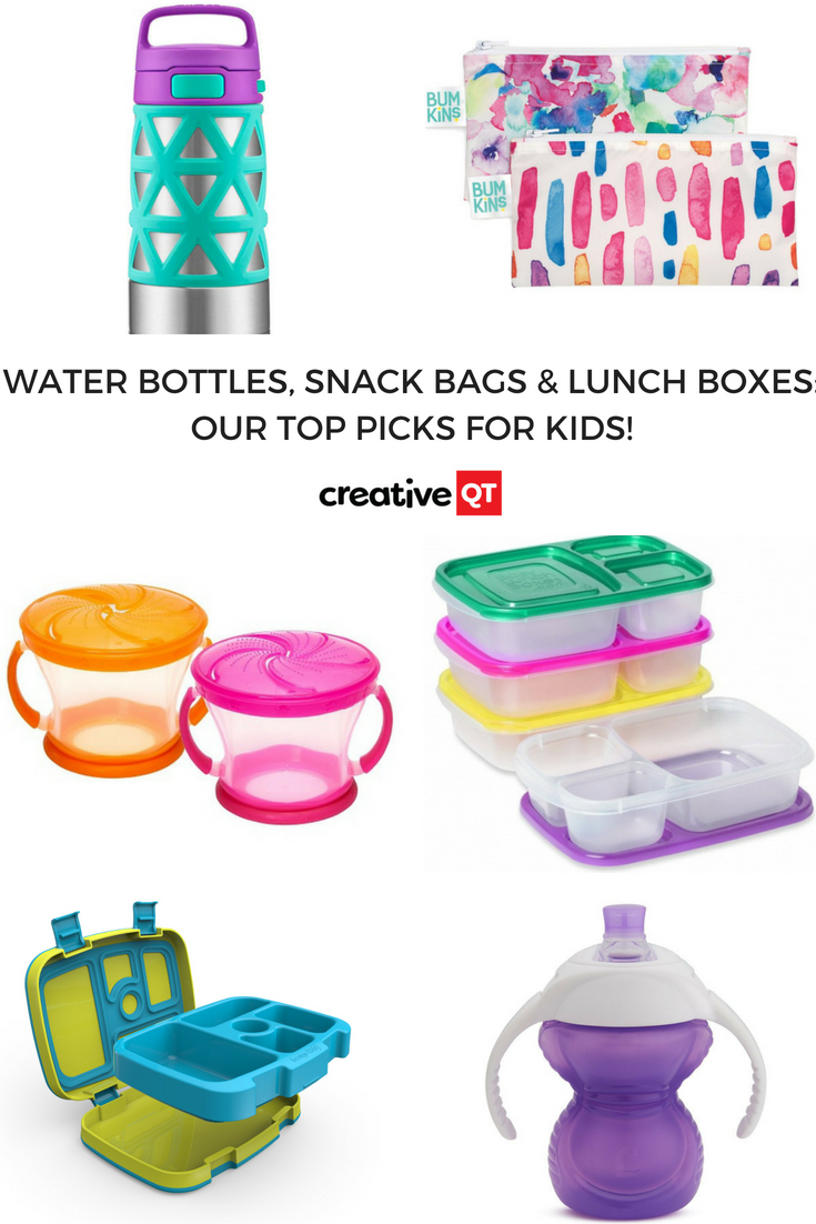 Does Anyone Else Feel Like They Go Through Kids Containers Snack Bags And Water Bottles At A Ridiculous Rate It Can Be So Frustrating To Stock Up On New