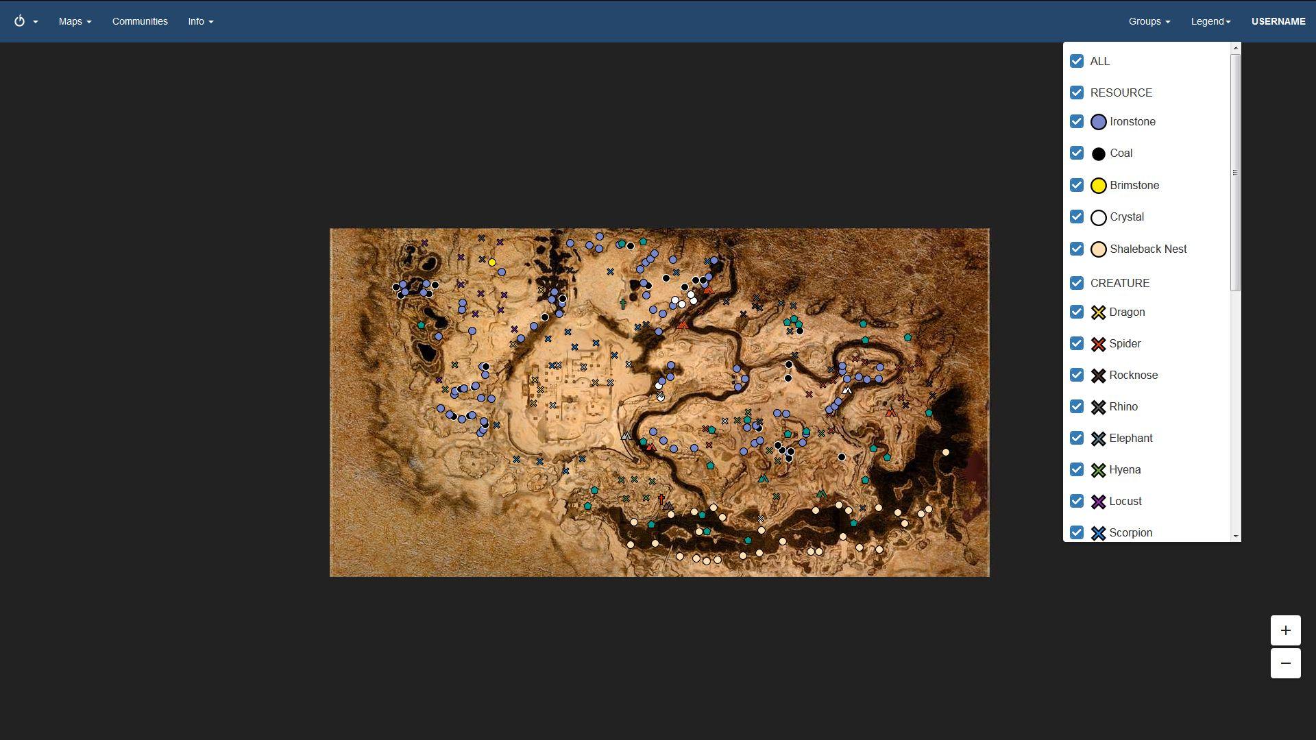 Conan Exiles - Interaktive (Loot-)Map verfügbar | Conan