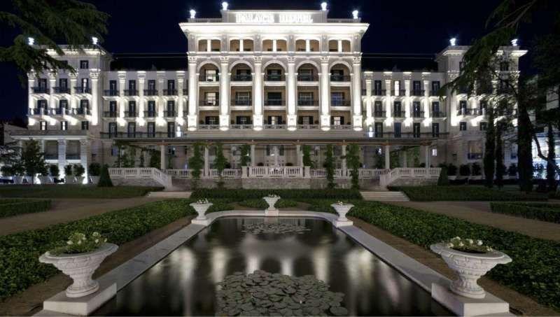Luxury Hotels Kempinski Palace Potoroz Slovenia