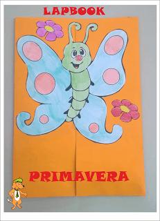 Lapbook Primavera ανοιξη Education Crafts For Kids και School