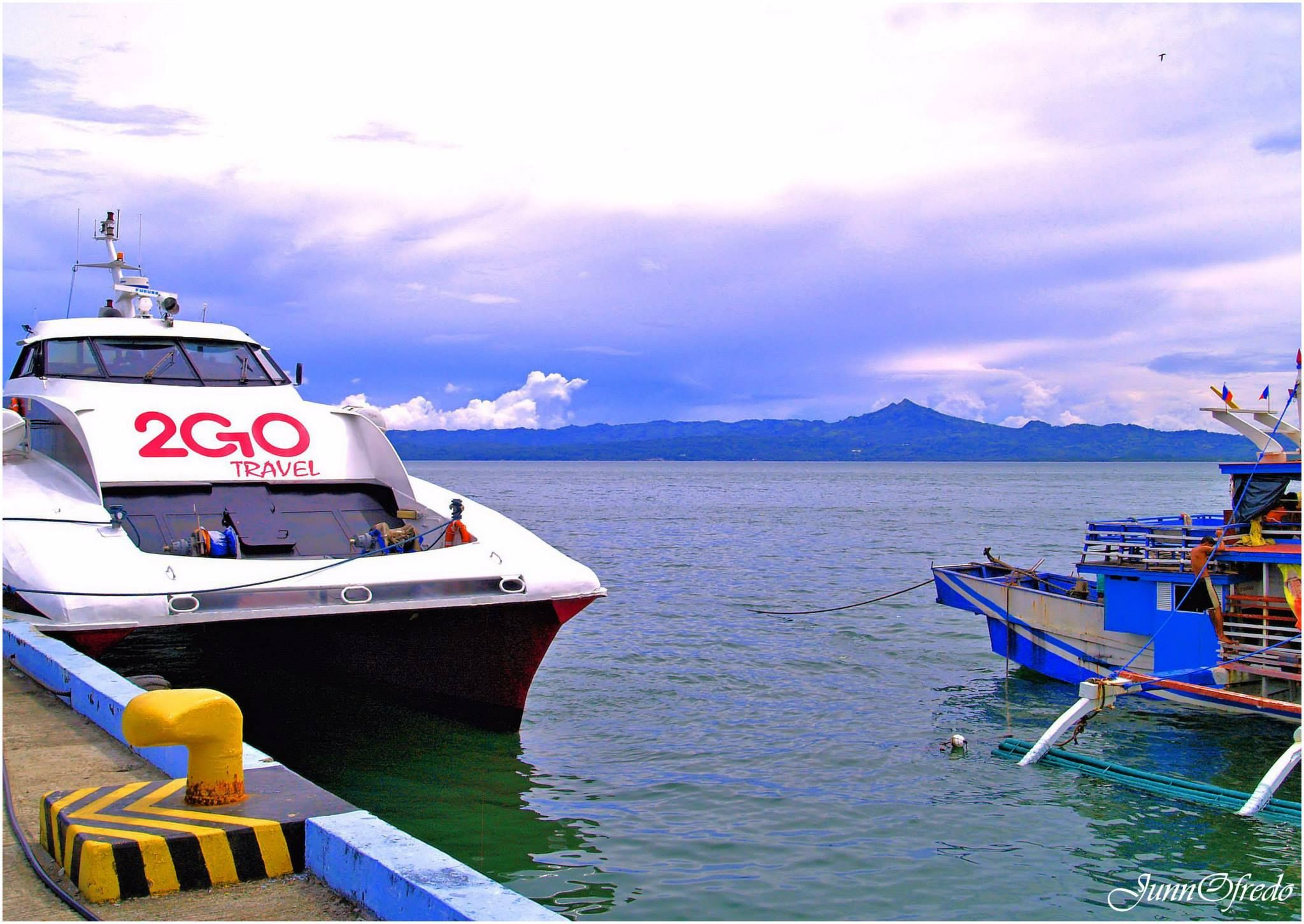 fastcraft one of sea transfortation in ormoc