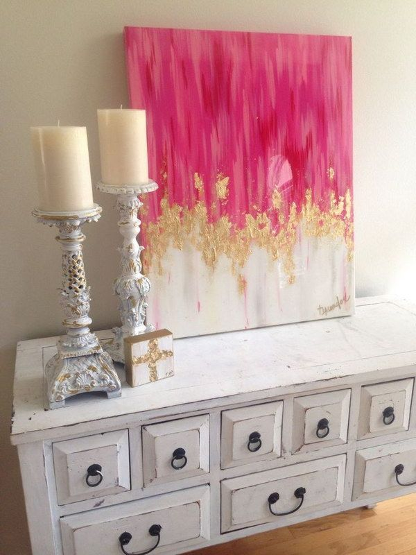 16 DIY Awesome Wall Art Ideas