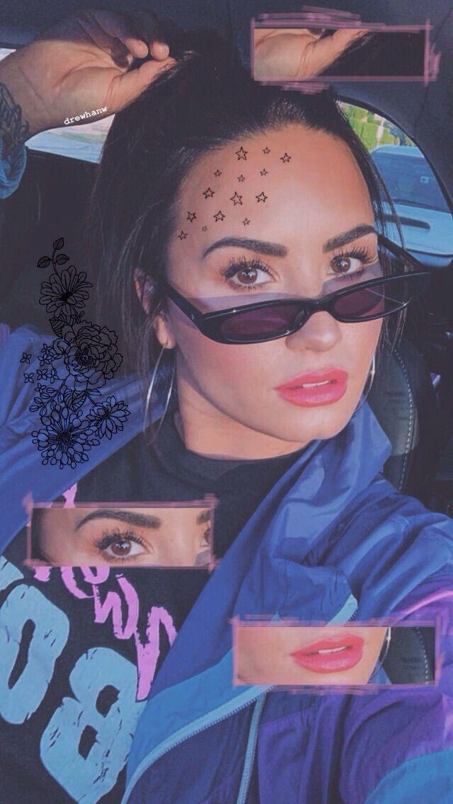 Demi Lovato Aesthetic Wallpaper Demi Lovato Wallpaper My Idol