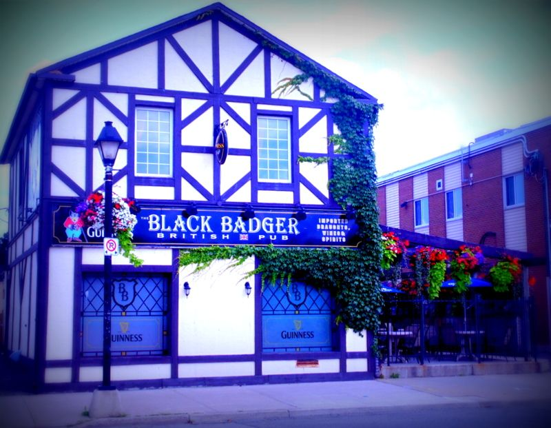 Step Back In Time To This Charming British Pub Located In Downtown Galt Stay For The Classic British Pub Food Which You Can E British Pub Wonderful Places Pub
