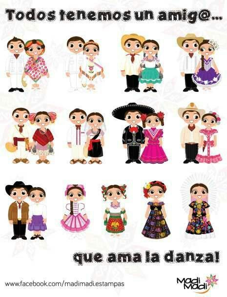 Danza folklórica | Baile folclórico, Trajes tipicos de mexico ...
