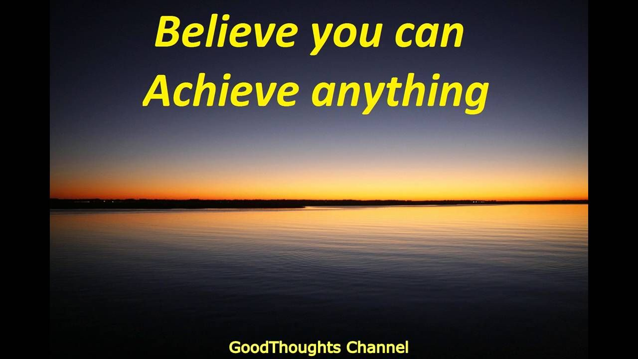 Abraham Hicks Believe You Can Achieve Anything Affirmations