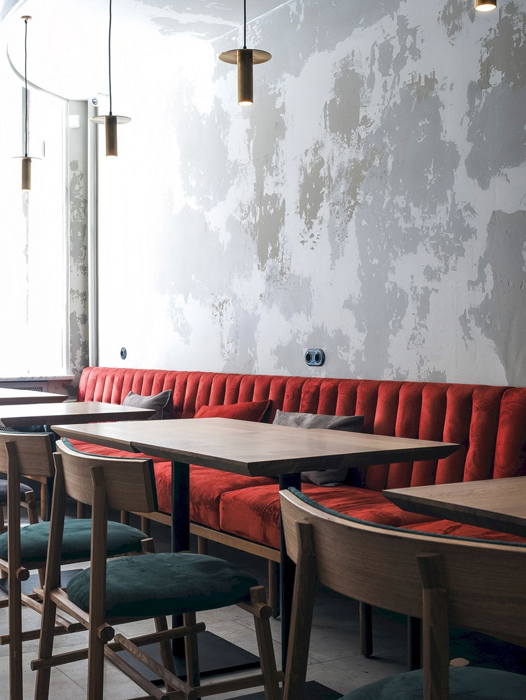 MADE IN CHINA Cafe: Modern Interior Design Of An Asian