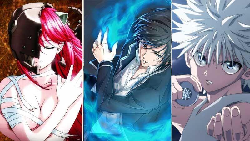 Paling Bagus 21 Anime Jepang Paling Keren Gambar Keren Di 2020