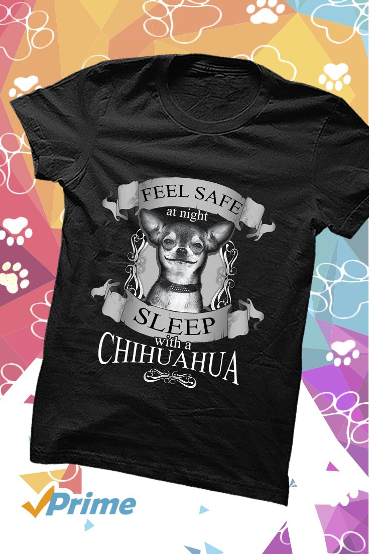 Check out this wonderful Chihuahua T-shirt we found on Amazon.