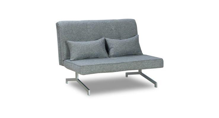 slaapbank cardini due stof livia grijs idee n voor het huis pinterest slaapbank. Black Bedroom Furniture Sets. Home Design Ideas