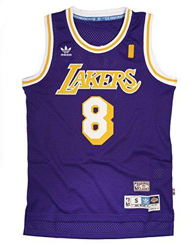 18b4435b1e9 Adidas Men s Los Angeles Lakers NBA Kobe Bryant Soul Swingman Jersey -  http