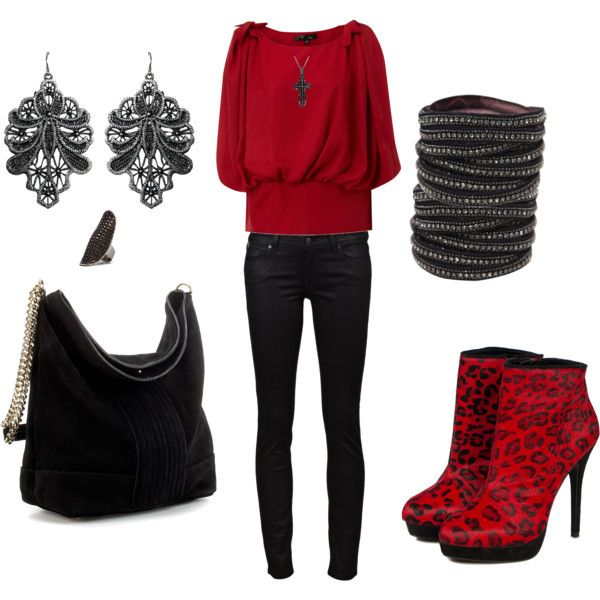 feisty!, created by aguinaga.polyvore.com