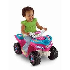 Fashion Doll: BARBIE LIL TRAIL RIDER ATV -- Want to know more, click on the image.