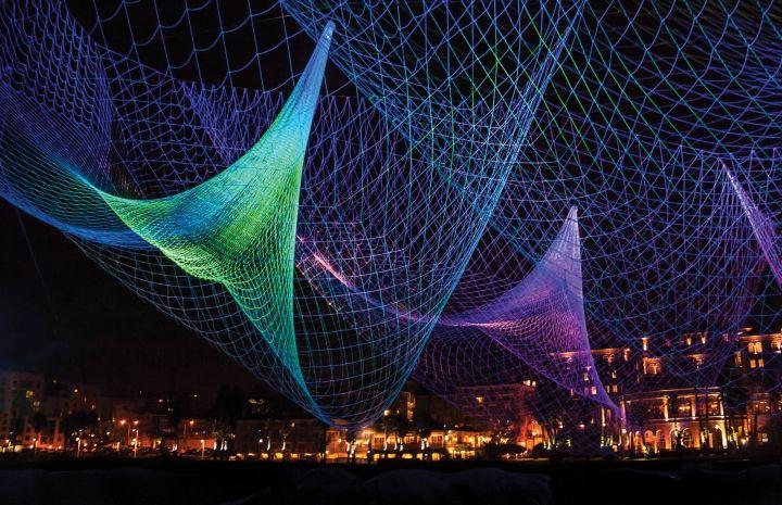 artificial weaving in a net - Google Search