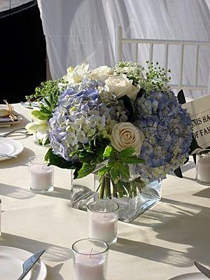 Centerpieces Providence Florist Rhode Island Wedding