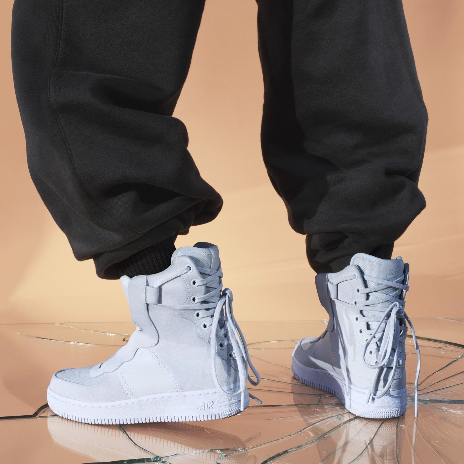 The Nike 1 Reimagined: Air Force 1 Womens and Air Jordan 1
