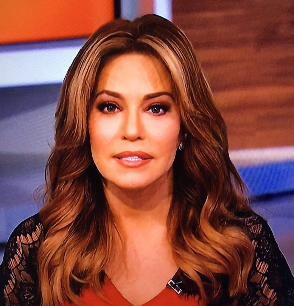Robin Meade New Hair Color - Year of Clean Water