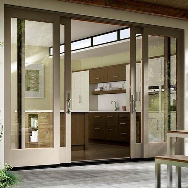 10 Latest Sliding Glass Door Designs, 10 Patio Door