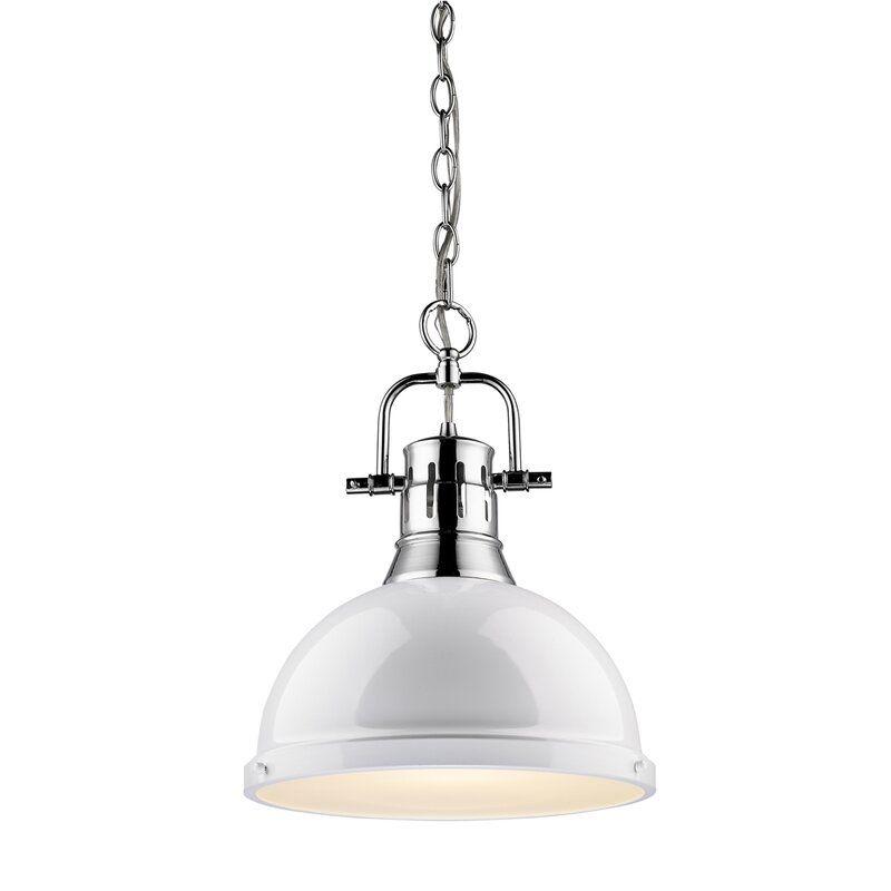Bodalla 1 Light Single Dome Pendant Pendant Light Single Pendant Lighting Golden Lighting
