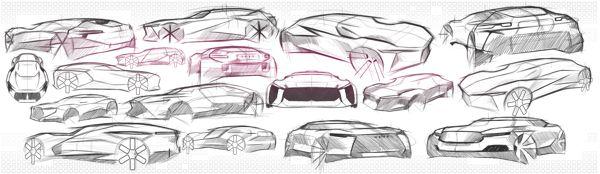 Audi R2 - E-DTM by Arthur Martins, via Behance