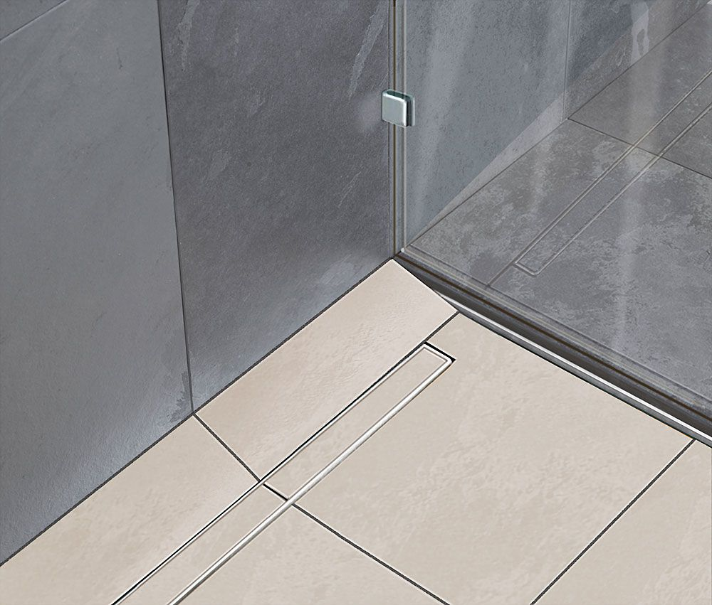 The Riolito Pre Sloped Shower Bases Features A Fully