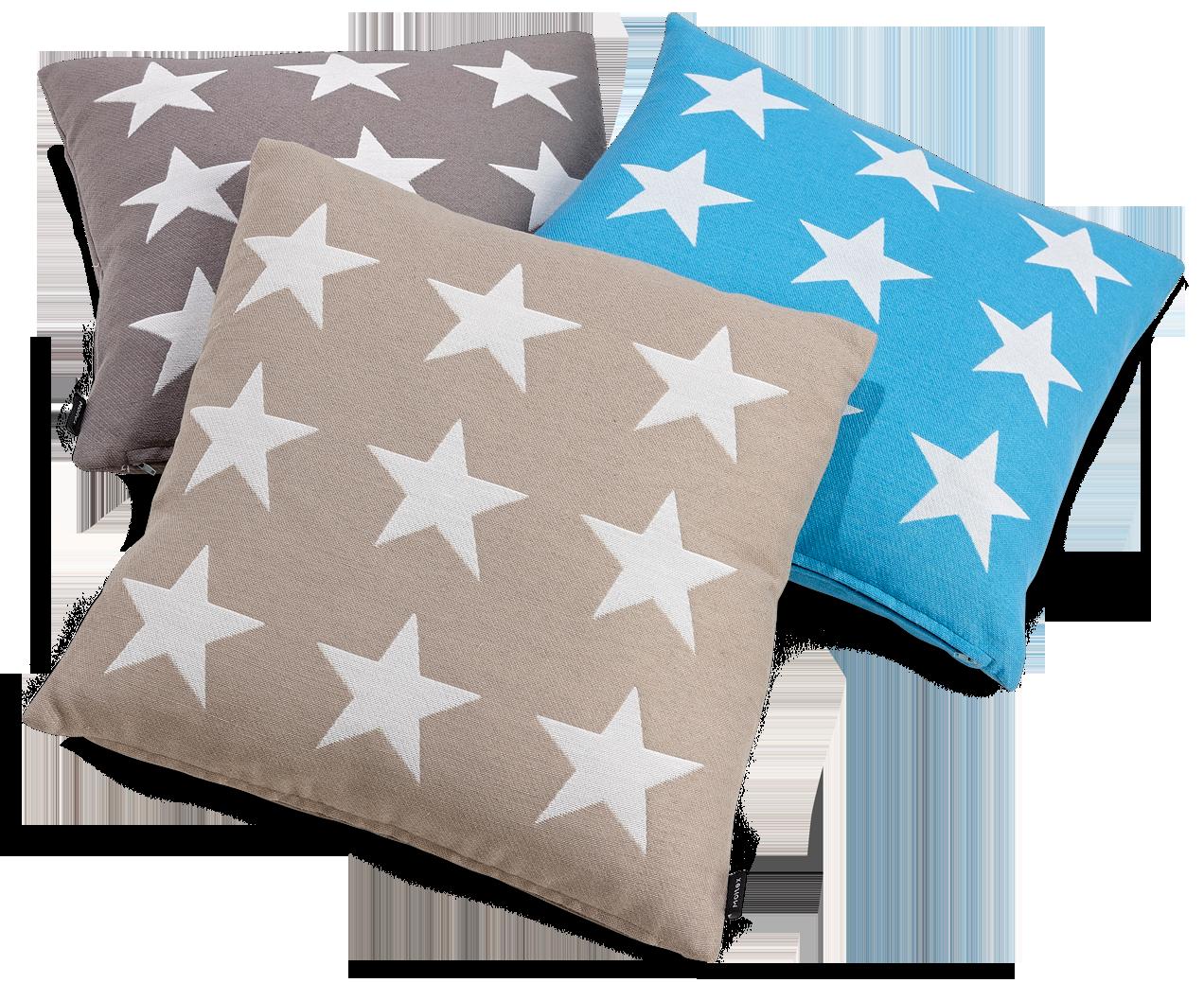 Asko Multistar pillows <3