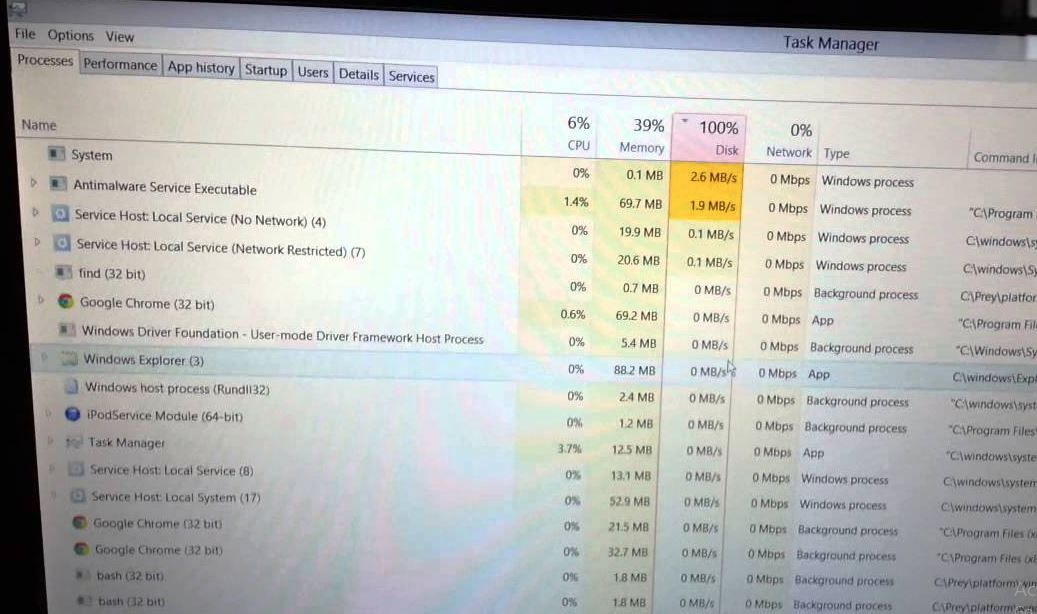 How To Fix Windows 10 Version 1903 High Disk Usage Problem On
