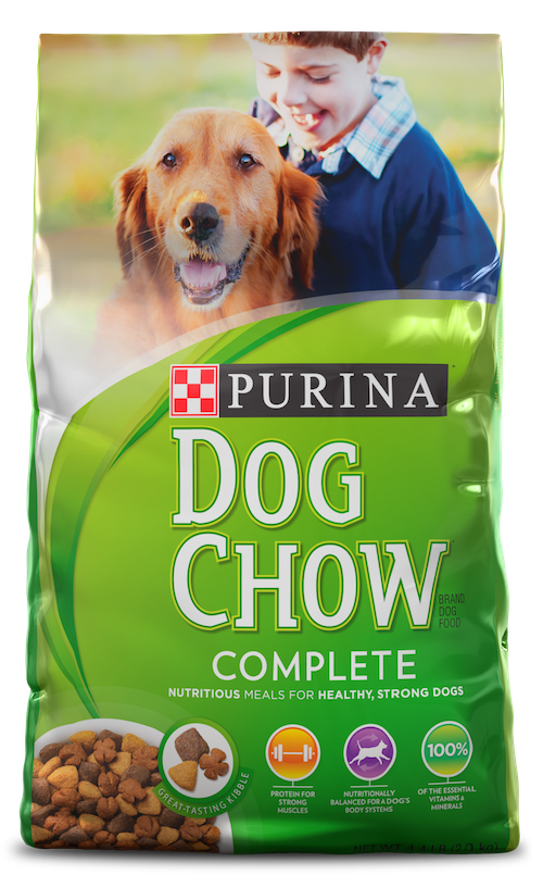 Coupon Save 3.50 On Purina Dog Chow 包装
