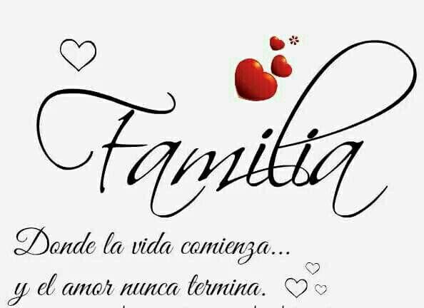 Familia Frase Familia Unida Frases Familiares Frases De