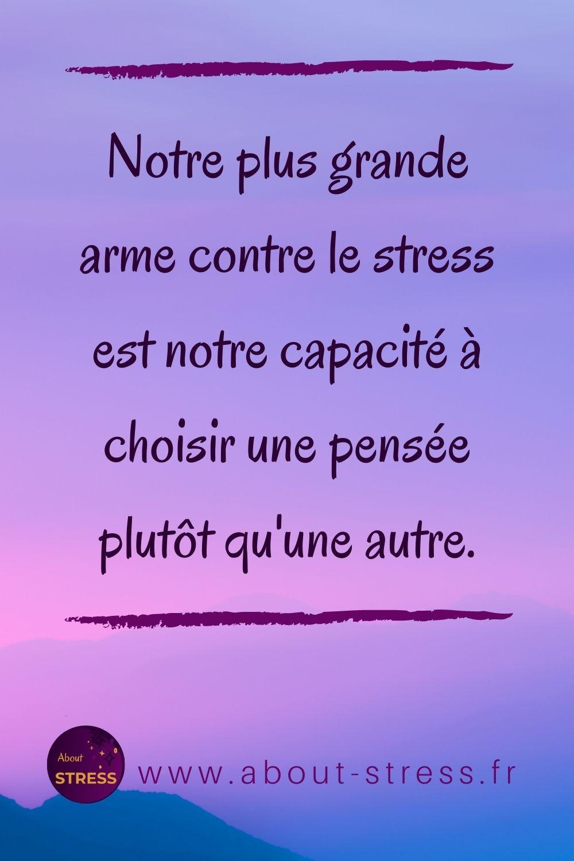 9 Choses A Savoir Sur Le Stress About Stress Stress Astuces Contre Le Stress Citations Optimisme