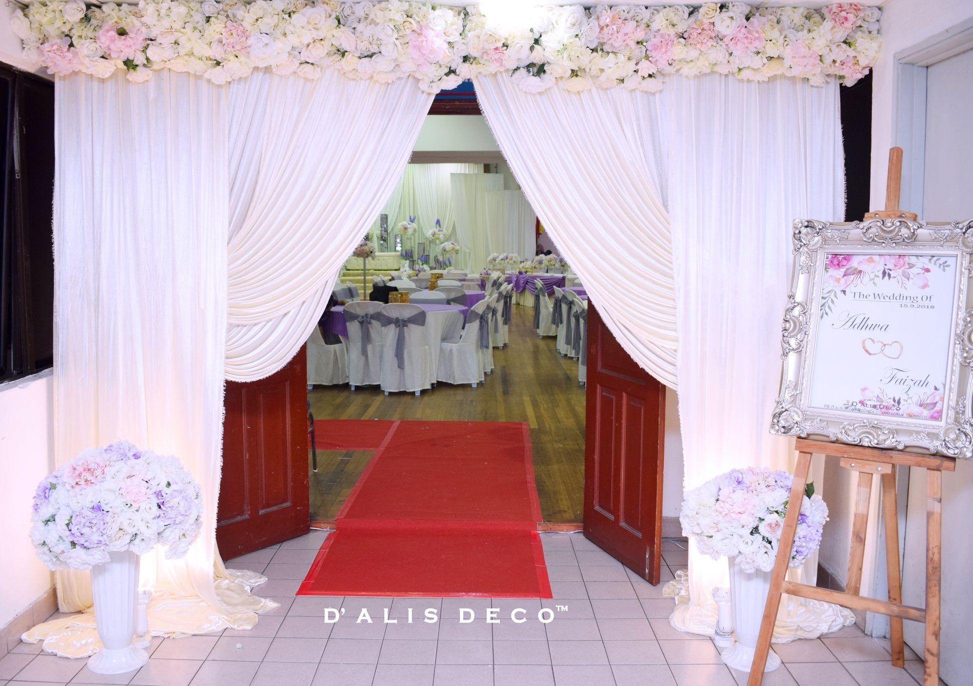 Fb D Alis Deco Weddings Insta Dalisdeco Photographer Camreman Pelamin Sanding Murah Dan Bajet Pelamin Be Wedding Deco Wedding Catering Wedding Trends