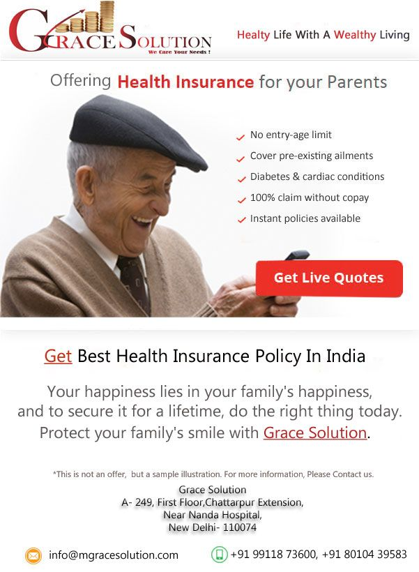 Best Mediclaim Insurance Policy protect against risk of ...