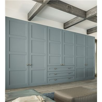 Aldridge Panelled Kitchen and Bedroom Doors