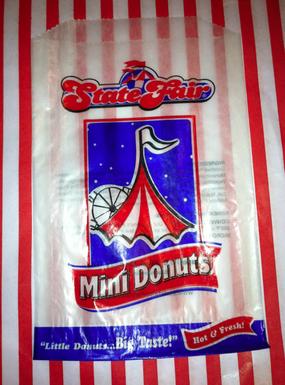 State Fair Glassine Donut Bags Jilly Bean Kids