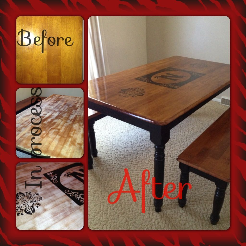 Furniture makeover | DIY Furniture | Pinterest