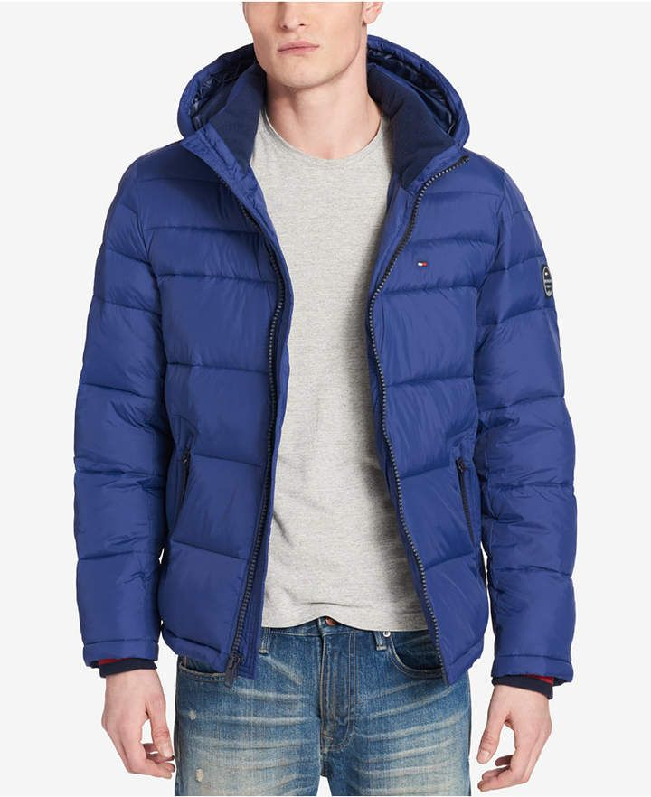 8e946446e2b Tommy Hilfiger Men Quilted Puffer Jacket in 2019 | Products | Puffer ...
