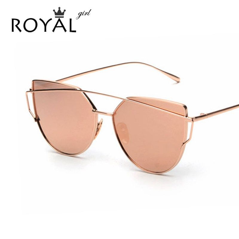 Royal girl new marke designer frauen sonnenbrille for Spiegel sonnenbrille