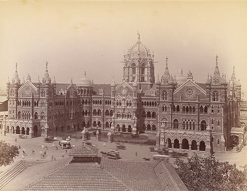 From Bombay to Mumbai – In Pictures | Housing News | Mumbai city, Train  station architecture, Bombay to mumbai