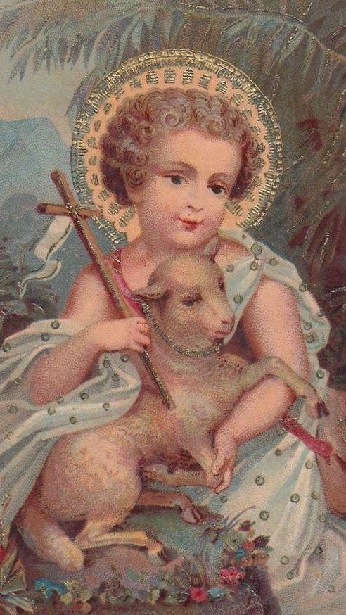 NIÑO JESÚS, HUMILDE CORDERO DE DIOS | IMAGENES RELIGIOSAS ...