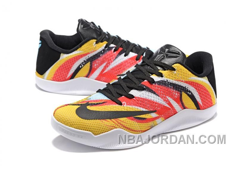 Nike Kobe 11 Elite Sun Wukong Authentic, Price: $88.00 - 2017 New Jordan  Shoes, Nike Jordan Shoes
