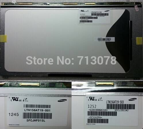 131.00$  Buy here - http://aliapm.worldwells.pw/go.php?t=2051766319 - 15.6 laptop led display LTN156AT19-001 131.00$