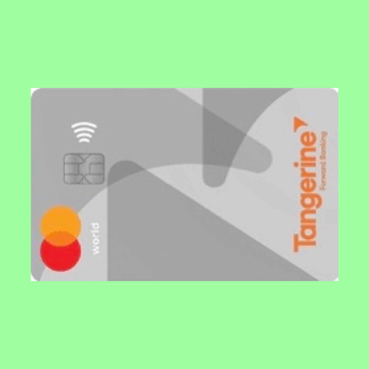 Tangerine World Mastercard The Point Calculator Tangerine Mastercard Reward Card
